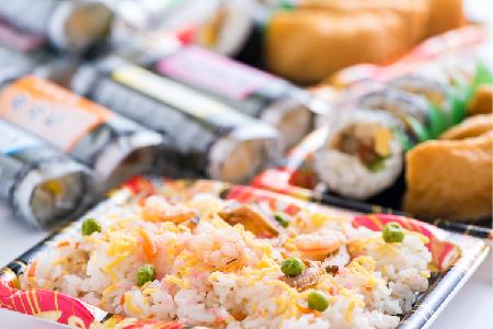 デリカサラダの寿司