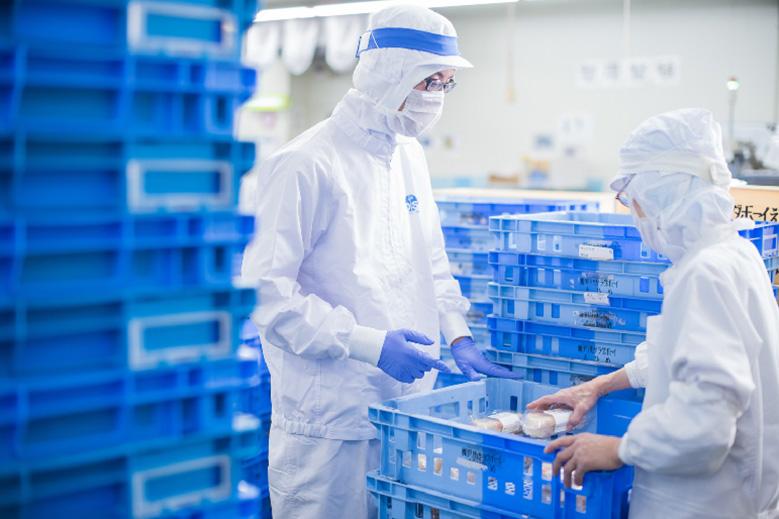生産管理部業務風景3