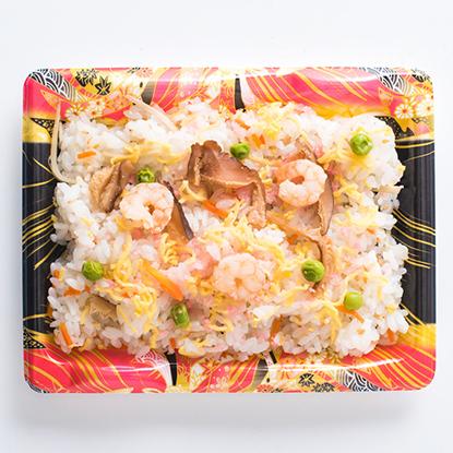 味自慢ちらし寿司